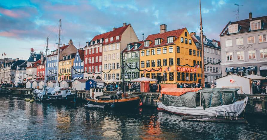 Los lugares de apuestas daneses permanecerán cerrados hasta el 5 de abril