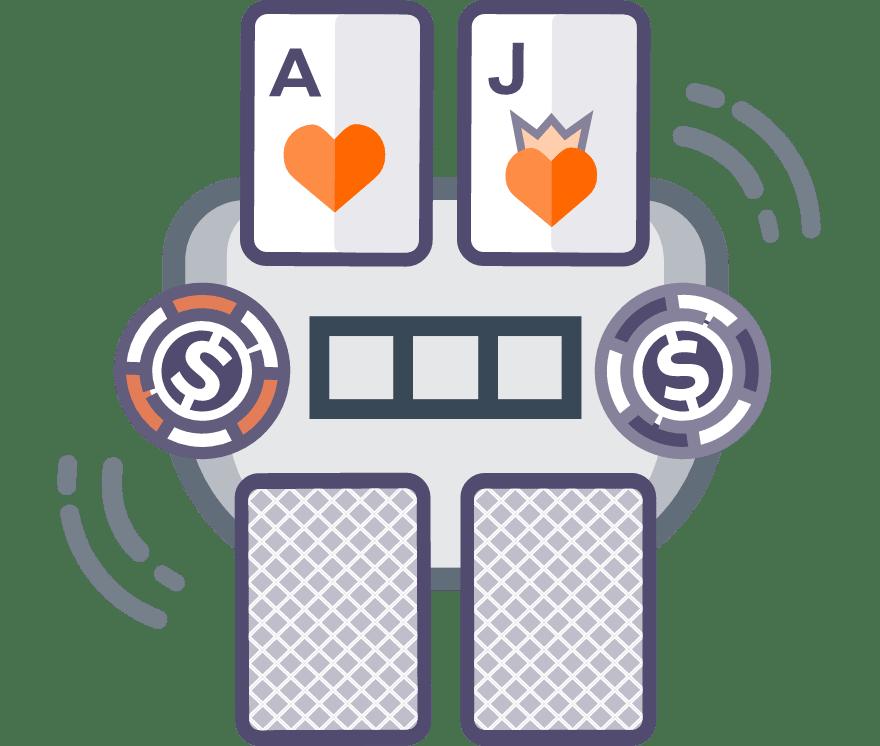 Los mejores casinos en línea para jugar Live Casino Holdem