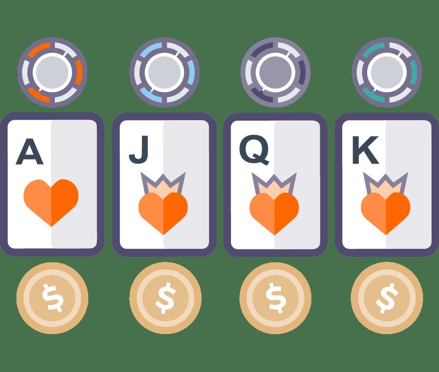 Los 1 mejores sitios de Casino de Faraón en línea en Argentina