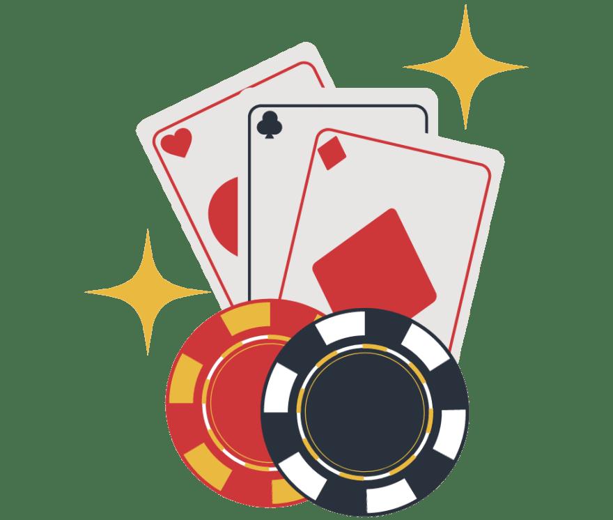 Los 147 mejores sitios de Casino de Veintiuna en línea en Argentina