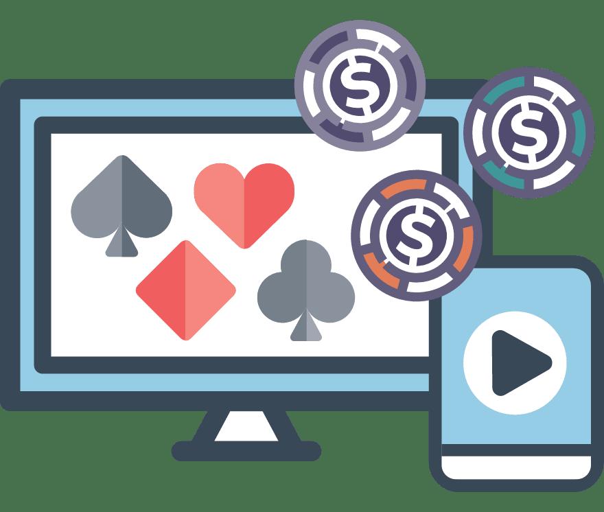 Los 74 mejores sitios de Casino de Vídeo póker en línea en Argentina